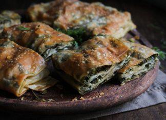 Συνταγές-για-Σπανακόπιτα
