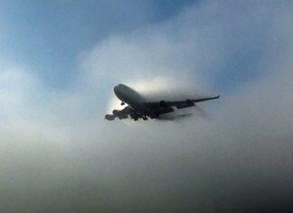 Αέρα αεροπλάνο πίπα